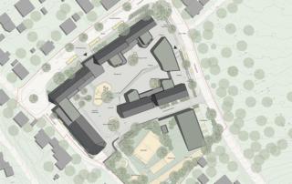 Lageplan der Grundschule Miltenberg