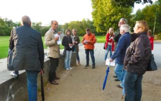 Positive Beurteilung für die Kinzigaue und den Tiefgarten in der Reifeprüfung des bdla