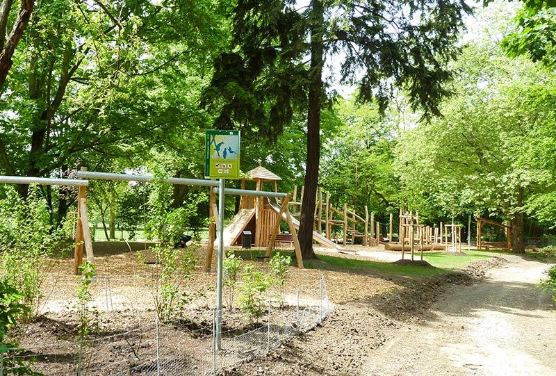 Spielplatz Mitte Grüneburgpark