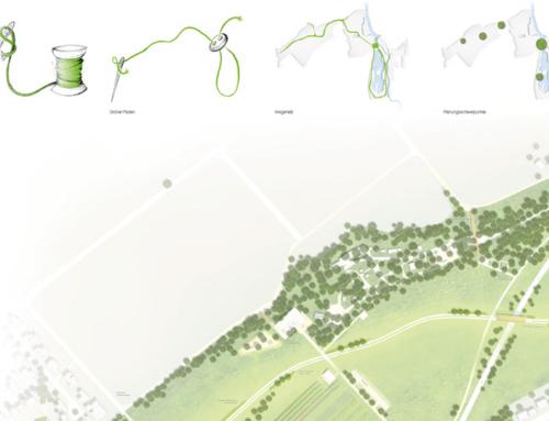 Anerkennung Realisierungswettbewerb zur Landesgartenschau Fulda 2023