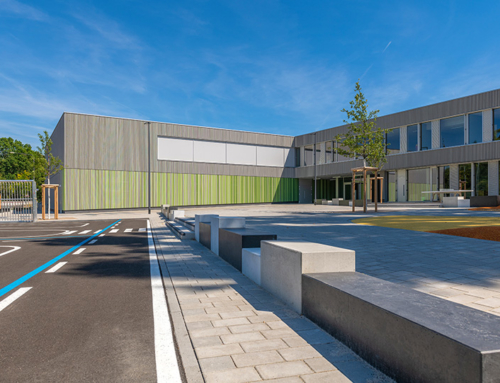 Neubau Grundschule Berkersheim