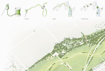 Der grüne Faden für Fulda