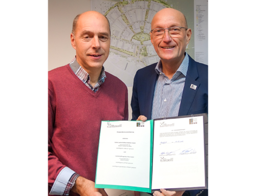 Kooperationsvereinbarung mit Landschaftsagentur Plus